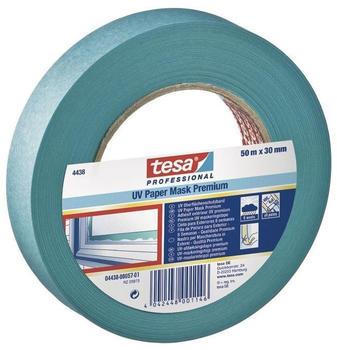 Tesa Kreppklebeband 4438 50mm x 50m blau (04438-00020-00)