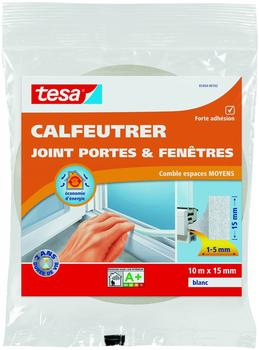 Tesa Caulk Fugenfüller 10m x 15mm x 6mm (05454-00102-00)