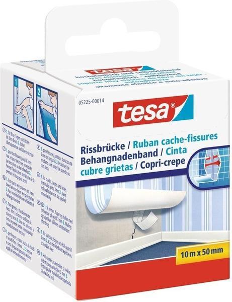 Tesa Rissbrücke 10mx50mm weiß (05225)