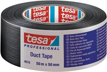 Tesa duct tape schwarz 50m x 50mm (4610-00004-00)