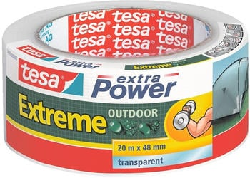 Tesa Extra Power transparent 20m x 48mm (56395-0-0)