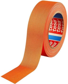 Tesa neon-orange 25m x 19mm (4671-49-10)