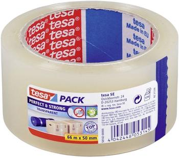 Tesa Perfect&Strong transparent 66m x 50mm (58142-00-00)