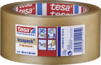 Tesa tesapack transparent 66m x 50mm (4124-00015-00)
