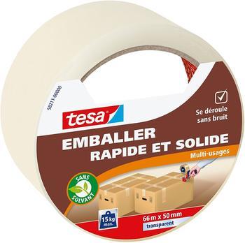 Tesa Verpackungsklebeband 66 m x 50 mm (58211-00000-00)