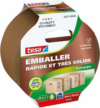 Tesa Verpackungsklebeband 40m x 50mm (58227-00000-00)