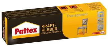 Pattex Kraftkleber transparent 50 g (PTX50)