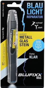 BLUFIXX Reparaturstift MGS für Metall/Glas/Stein klar 5g