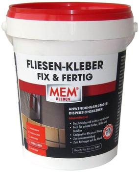 MEM Fix & Fertig Fliesenkleber (1,5kg)