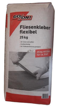 Go/On Fliesenkleber flexibel (25kg)