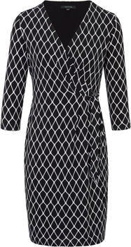 comma-patterned-dress-85899820893-black-graphic-lines