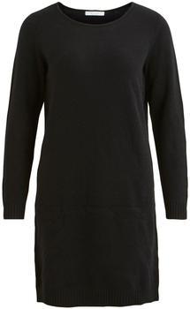 vila-viril-knit-dress-14042768-black