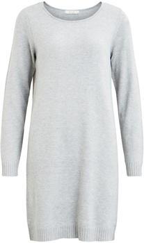 vila-viril-knit-dress-14042768-light-grey-melange