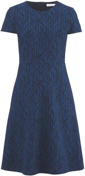 hessnatur Jerseykleid aus Bio-Baumwolle blau (4776118)