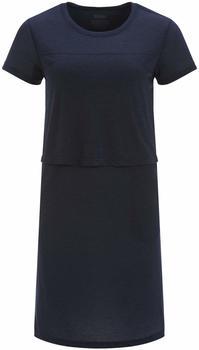 Fjällräven High Cost T-Shirt Dress W navy