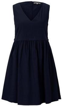 Tom Tailor Denim Kleid real navy blue (1019358)