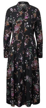 Tom Tailor Denim Kleid black flower print (1022471)