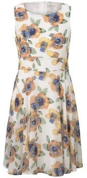 Tom Tailor Kleid offwhite floral design (1018643)