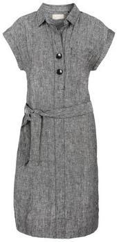 S.Oliver Leinen-Kleid (2037834) schwarz