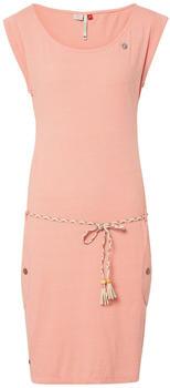 Ragwear Tag Mini Dress peach