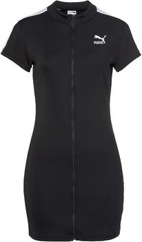 Puma Classics Ribbed Tight Dress black