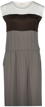 Cartoon Mini Dress (1080/7444) patch/khaki/white