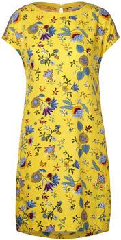 Cecil Kleid mit Dschungel-Muster (B142699) radiant yellow