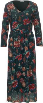 Street One Kleid Mit Blumenmuster (A142835) endless green
