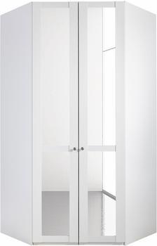 Wimex Newport 234cm mit Spiegel weiß (708107)