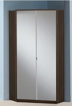 Wimex Genf mit Spiegel 199cm Columbia nussbaumfarben (394671)
