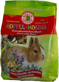 Rosenlöcher Hoppel Mobbel Zwergkaninchen Menü 800g