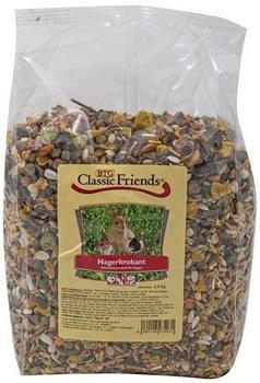 HEGA Classic Friends Nagerfutter krokant 2,5 kg