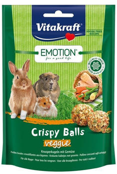 Vitakraft Emotion Crispy Balls veggie 80g