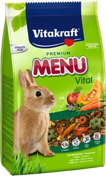 Vitakraft Premium Menü Vital für Zwergkaninchen 3kg