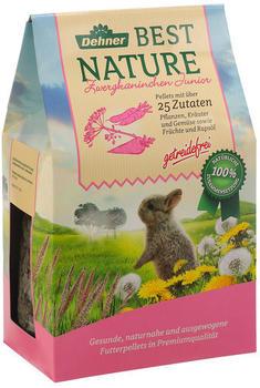 Dehner Best Nature Junior Zwergkaninchenfutter 2kg