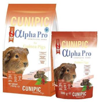 Cunipic Alpha Pro Guinea Pigs (500g)