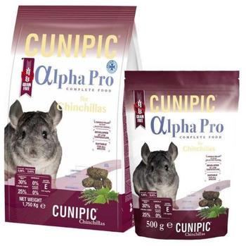 Cunipic Alpha Pro Chinchilla (500g)