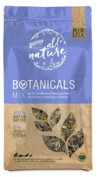 Bunny Nature Botanicals Mid Mix mit Hibiskusblüten & Petersilienstielen 150g