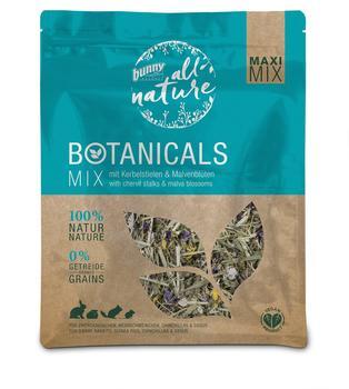 Bunny Nature Botanicals Maxi Mix mit Kerbelstielen & Malvenblüten 400g