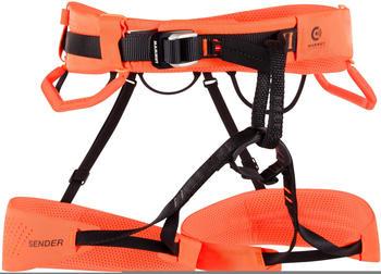 Mammut Sender Harness (S) (safety orange)
