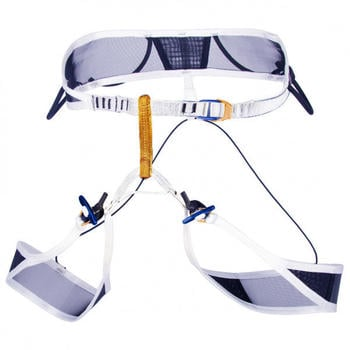 Blue Ice Choucas Pro Harness XL White / Blue