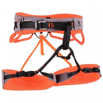 Mammut Women's Comfort Fast Adjust Harness S Shark / Safety Orange