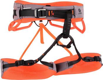 Mammut Women's Comfort Fast Adjust Harness M Shark / Safety Orange