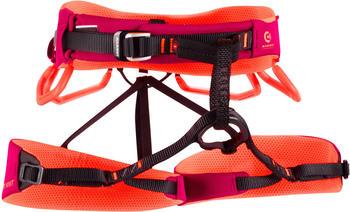 Mammut Women's Comfort Knit Fast Adjust Harness S Sundown / Safety Orange