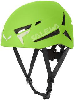 Salewa Vega Helmet (Size L/XL, fluo green)