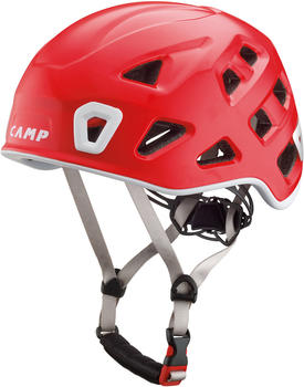 Camp Storm Helmet (Size 48-56cm, red)