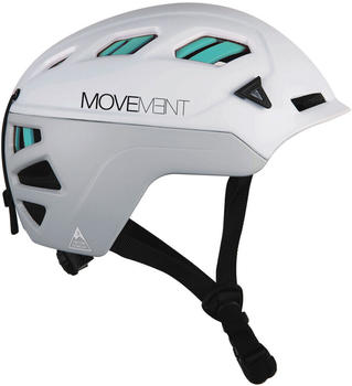 Movement 3Tech Alpi Women lightgrey-white-turquoise (XS-S)