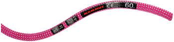 Mammut Infinity DRY 9.5 60m pink-zen