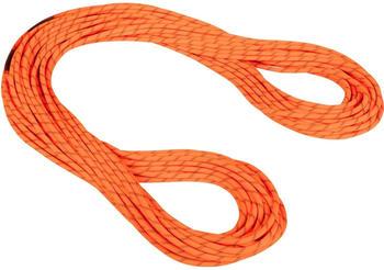 Mammut 8.0 Alpine Dry (50m, safety orange-boa)