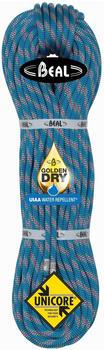 beal-cobra-ii-unicore-golden-dry-8-6mm-50m-blau